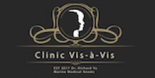 Clinic Visavis logo 220by80